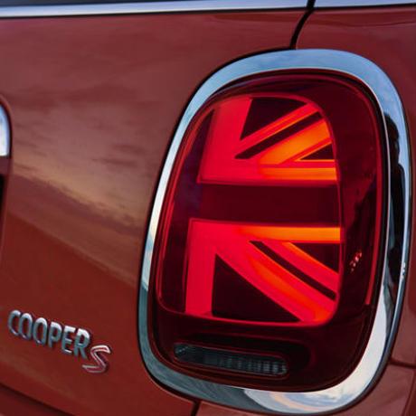 BMW MINI 純正 F55 F56 F57 LCI ユニオンジャック テールランプセット