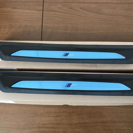 BMW Mスポーツ 純正 エントランスカバー  F20 F30  F48