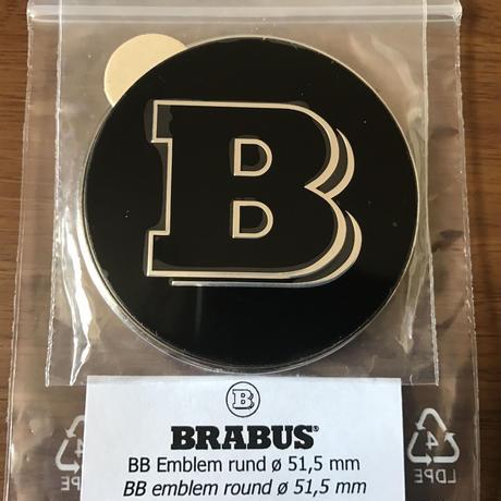 BRABUS 純正品 ボンネットバッチ  R129 R170 C215 C216 W463 W639  X164