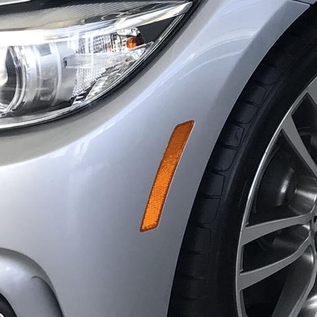 BMW US 純正 F32 F36 フロントサイドマーカー