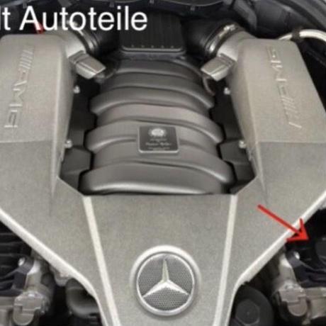 Mercedes-Benz  AMG 純正 エンジンオイルフィラーキャップ