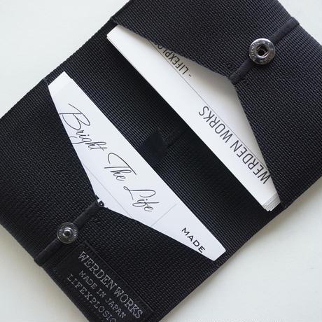 BIZ CARD CASE ブラック