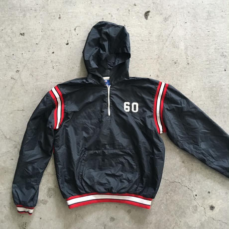 Champion nylon halfzip jacket