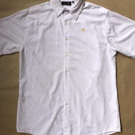 McDonald's employees work shirt
