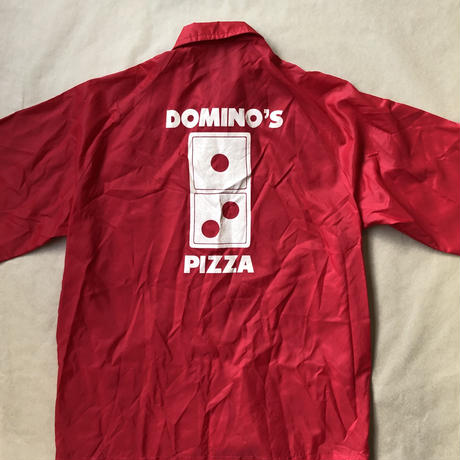 Domino's  vtg coach jacket
