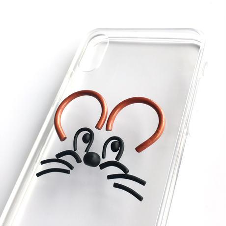 chu chu スマホケース/iphoneケース