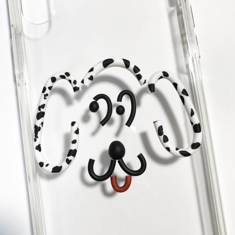 charmin dog スマホケース/iphoneケース