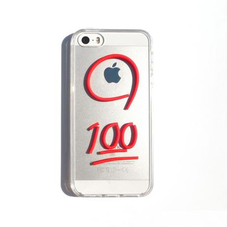 100ten スマホケース/iphoneケース