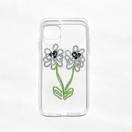 wild flowers スマホケース/iphoneケース