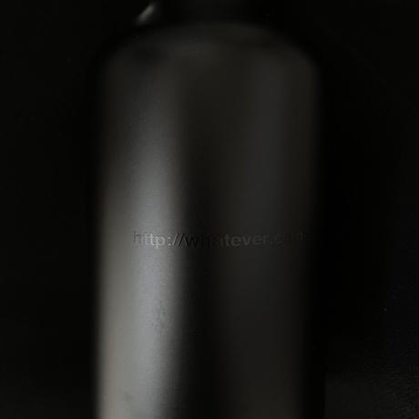 【New】Bottle with carabiner