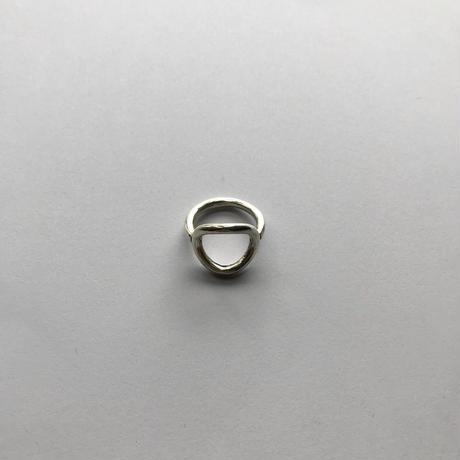[restock]#17 Silver 925 Design hoop