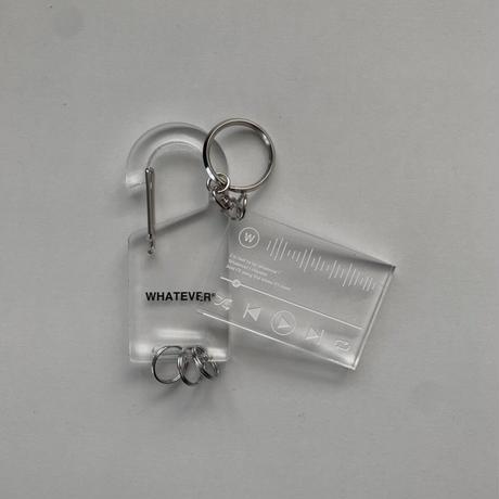 Music key tag