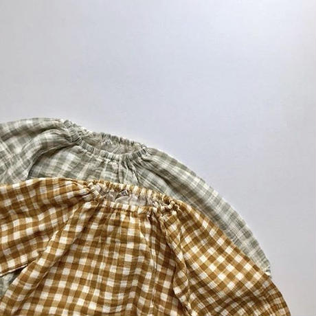 gingham check RP