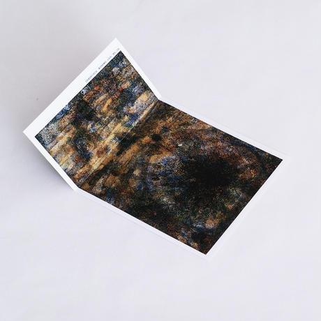 "CD ""Q-Ei ep"" artist : duenn + Osamu Kanemura + Hiroko Komatsu"