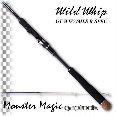 "gaptools ""WILD WHIP"" [GT-WW722MLS B-SPEC]"