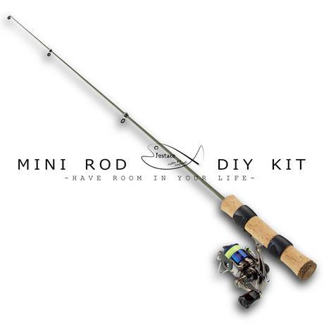 MINI ROD DIY KIT専用 グリップウッドエンドパーツ[SOMABITO GRIP END]