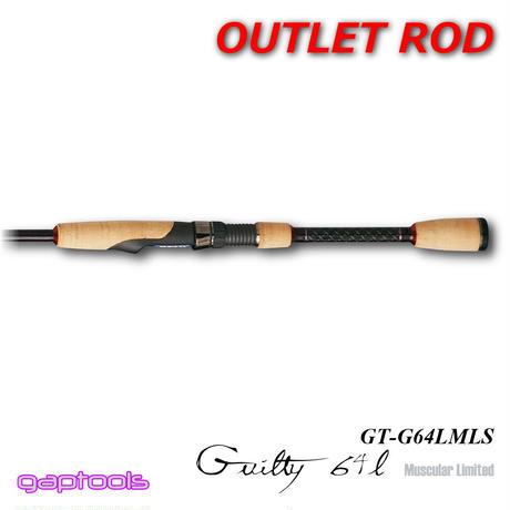"gaptools ""GUILTY 64L Muscular Limited"" [GT-G64LMLS]"