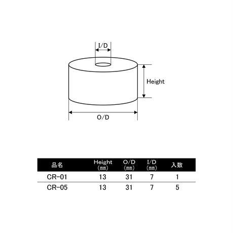コルクリング [CR-05] 5個入