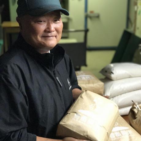 雪番長米 玄米 5kg  / 令和2年(2020年)