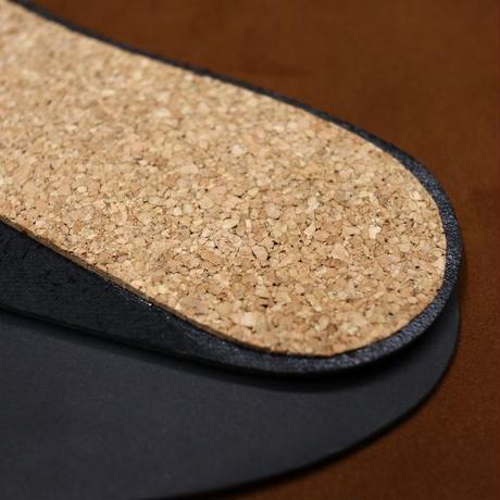 Leather & Cork Insole for Wesco