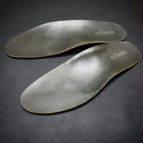 3D-Leather Insole for Wesco