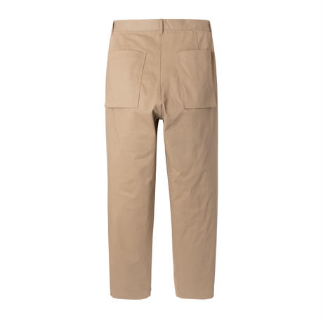 nuterm / 2-tuck wide Trousers