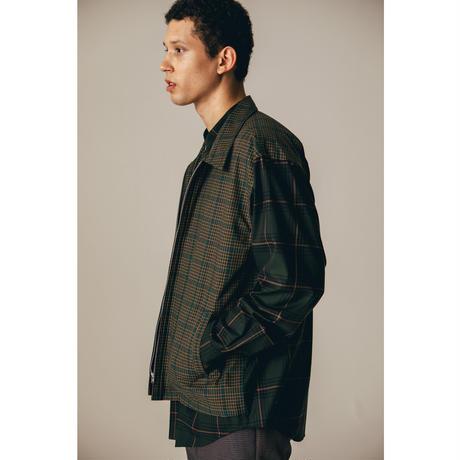 nuterm / Layered Shirts Jacket