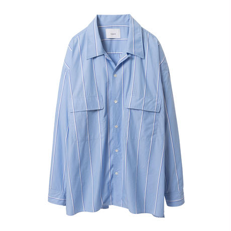 "nuterm / "" Willie "" Open Collar Shirt"