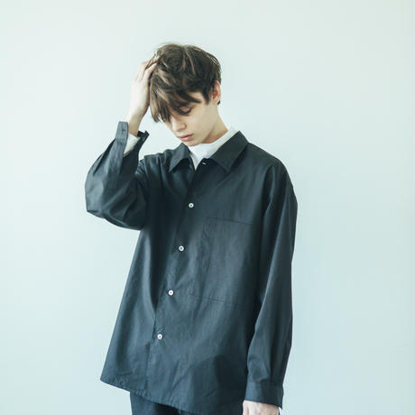 "nuterm / "" ALAN "" Baggy Shirt"