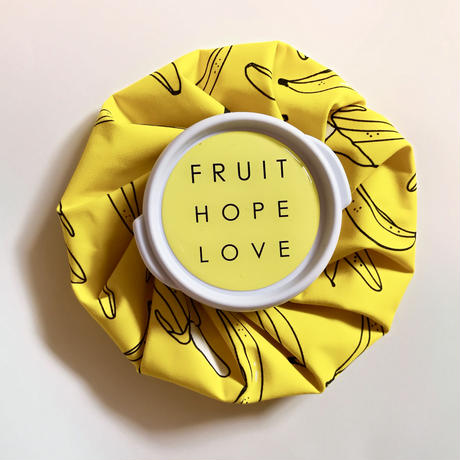 Fruits printed Ice bag / クールバッグ