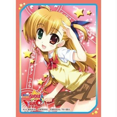 キャラクタースリーブコレクション プラチナグレード 魔法少女リリカルなのはViVid 「高町 ヴィヴィオ」 Ver.2【BR-52】