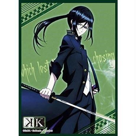 キャラクタースリーブコレクション K 「夜刀神 狗朗」【BR-91】