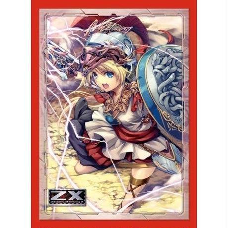 キャラクタースリーブコレクション Z/X -Zillions of enemy X- 「戦略の女神アテナ 」【BR-27】