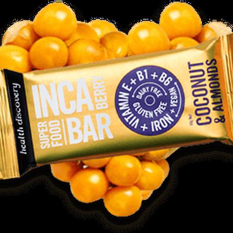 Inca Berry - Coconut & Almonds (10個入りパック)