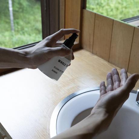 CLEAN-UP SPRAY HINOKI / 250ml