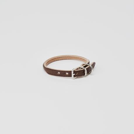 丸首輪(2号) 首回り22~27㎝ 幅0.9~1.2cm