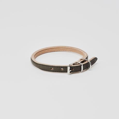 丸首輪(4号):首回り29~37㎝ 幅1.2~1.5cm