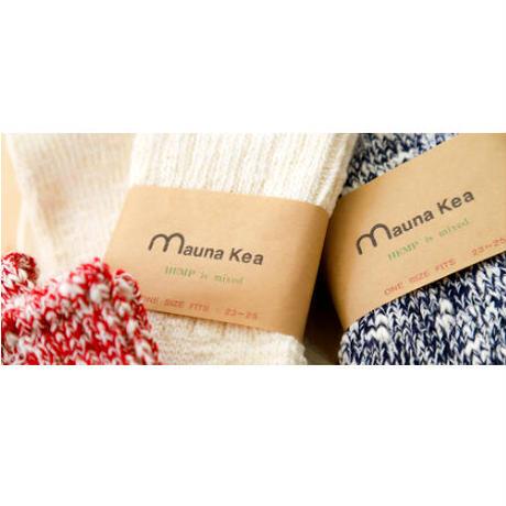 【Mauna Kea 】 スラブネップ ツイスター杢