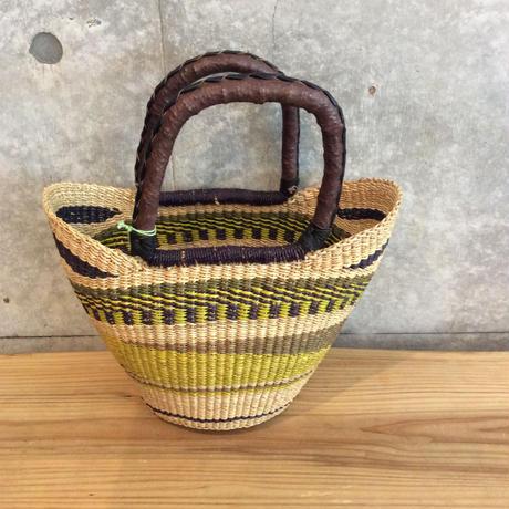 カゴバッグ / U-Shopper L-mini / AfroPacific