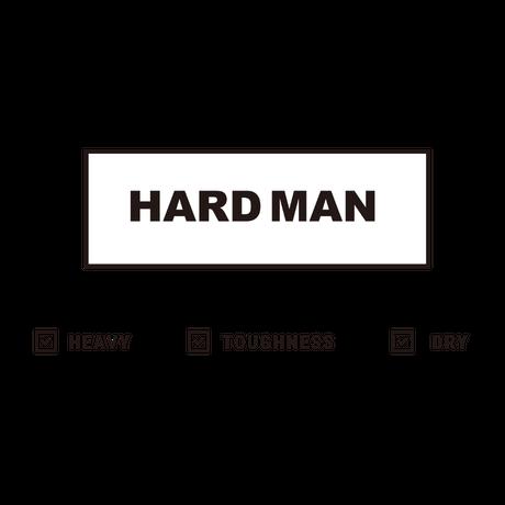 白Tee /【HARD MAN】CREW POCKET T
