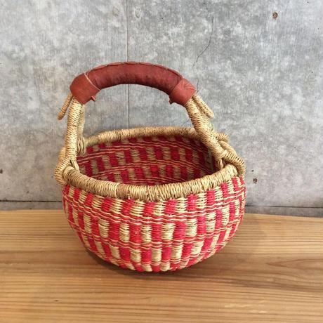 カゴバッグ / Round Baskets-mini