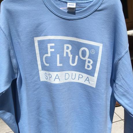 ベーシック水風呂スウェット【FRO CLUB】