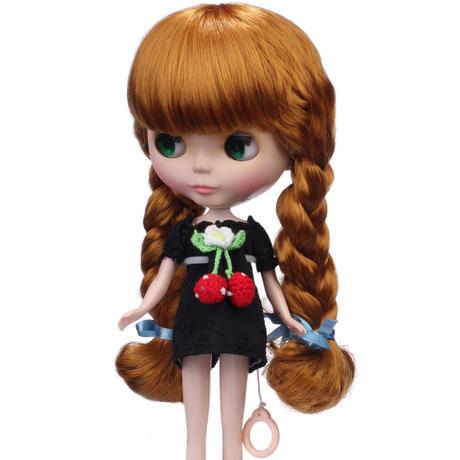【Wigs2dolls】人形・ドールウィッグ/B-125/ミディアム/Blythe/ブライス/激かわ/オリジナル/人気商品/撮影にも/おもちゃ