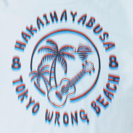 HH / ANAGLYPH TOKYO WRONG BEACH TEE