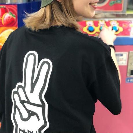 VDX / HUKKOKU PEACE TEE