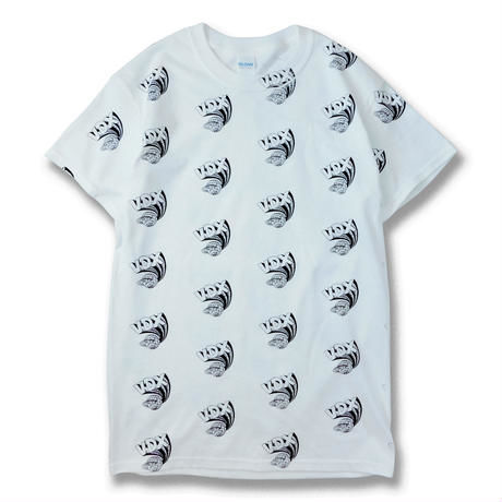 VDX / SS BOOGIE BACK REPEATING PATTERN TEE