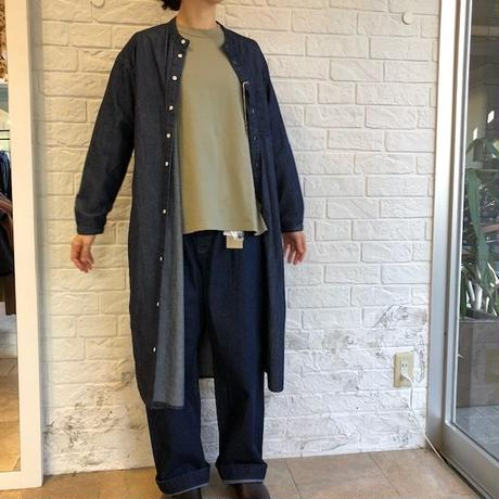 mat quotidien  bricolage(日曜大工)シャツワンピース
