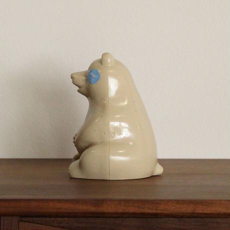 Polar Bear Money Box マフラー付き