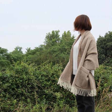 LAPUAN KANKURIT ポケットショール MARIA(全2色)