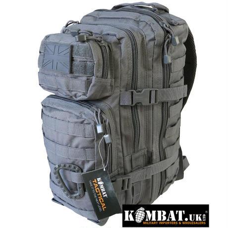 Kombat.UK スモールモールアサルトパック 28L Gunmetal Grey リュックサック バックパック